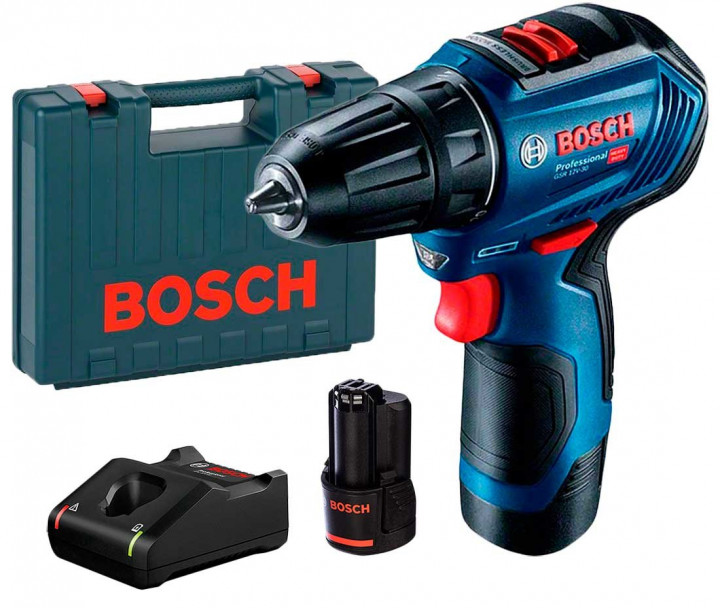 Бесщеточный шуруповерт Bosch