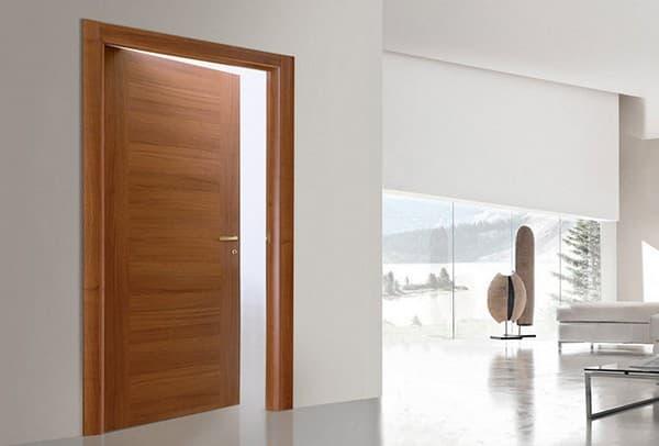 Преимущества ламинированной межкомнатной двери