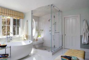 Ремонт у ванній кімнаті: вибір ванни, душової кабіни та унітазу