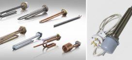 Электрические ТЭНы: для чего необходимы и каких видов бывают