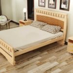 выбор кроватей из сосны
