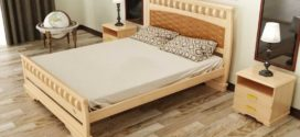 Преимущества и выбор кроватей из сосны