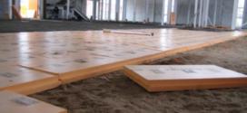 Утеплення підлоги пінополістиролом: в дерев'яному, каркасному будинку, по грунту, яка товщина потрібна, види утеплювача