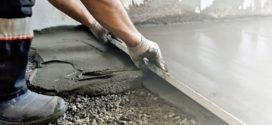 Стяжка пола — основа любого ремонта